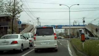 運転車窓動画 新潟→会津若松(8/9) 宮古橋→会津若松駅
