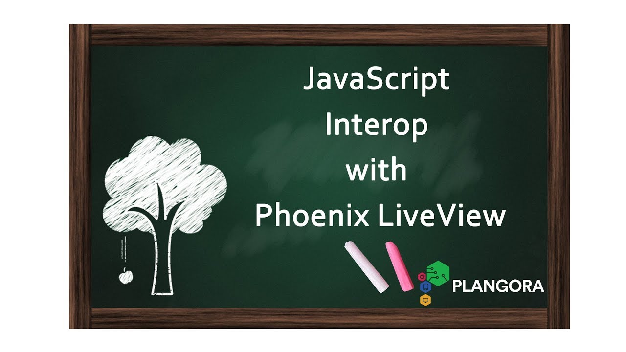 JavaScript Interop with Phoenix LiveView