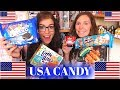 AMERICAN BIRTHDAY CAKE CANDY!