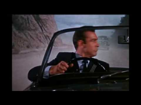 Dr No - James Bond Theatrical trailer