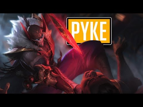 League of Legends #584: Pyke Support (CZ) thumbnail