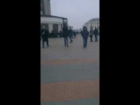 Слэндермен в Киеве
