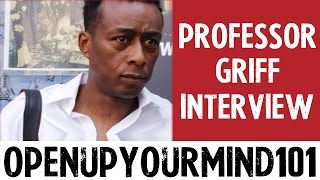 professor griff exposes false christianity shares secret on how to be conscious