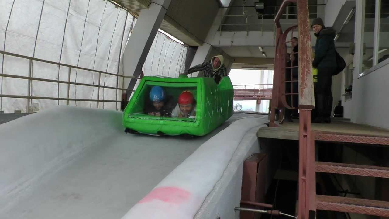 Sigulda Bobbahn