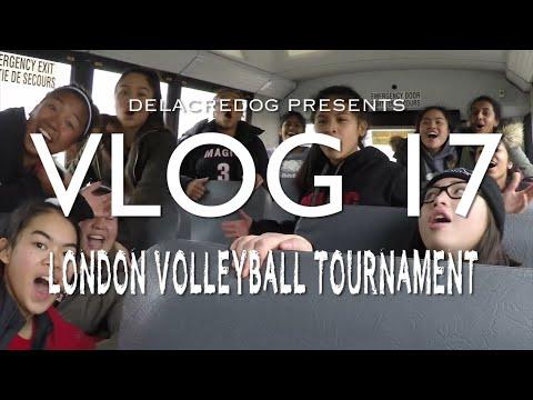 VLOG 17: London Volleyball Tournament