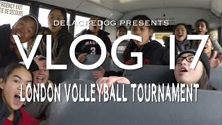 VLOG 17: London Volleyball Tournament