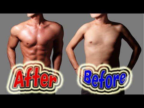 腹筋を6つに割る1日5分の2週間トレーニング方法〜 5minutes abdminal training
