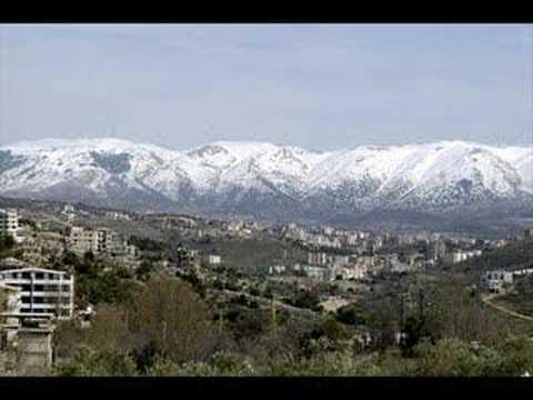 Lebanon _ Zaki nassif - Reji3 Yit3amar Libnen