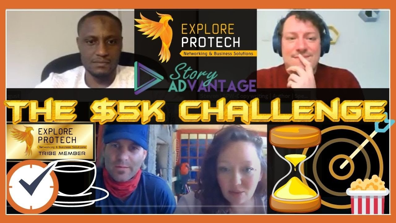 Exciting News!!! The 5,000USD Challenge! Part 1
