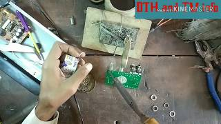 how to repair lmb  in put problem dth ( in Hindi) part--2 फ्री टू एयर डीटीएस  सिग्नल इन  प्रॉब्लम्