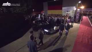 Arrival of Huzoor-e-Aqdas atab in Germany 2015 - The Trailer