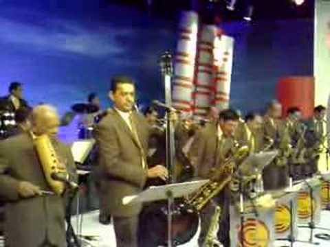 """Orquesta Carlos Campos """"Obsesion"""""""
