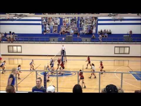GHS Freshman A Team Volleyball 2015