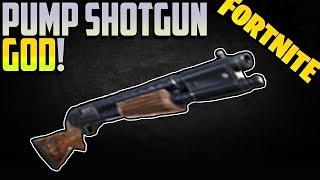 Pump Shotgun God (Fortnite Battle Royale)