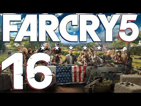 Far Cry 5 playthrough pt16 - Return of the CIA Guy!
