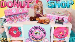 Alyssa's Donut Shop