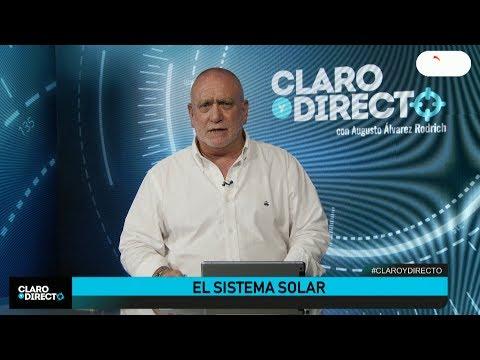 El Sistema Solar  - Claro y Directo con Augusto Álvarez Rodrich