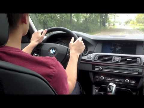 2012 BMW 528Xi Walkaround and tour