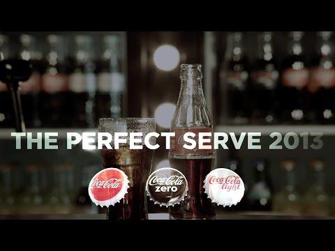 Randy Brown VO - Coca-Cola The Perfect Serve (Holland)
