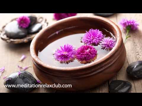 8 HOURS Thermal Spa Music for Relaxation, Spa Massage, Yoga, Beauty Treatments and Sleep Meditation