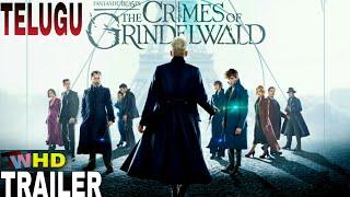 Fantastic Beasts: The Crimes of Grindelwald Telugu Trailer David Yates, Eddie Redma Tw Trailer World