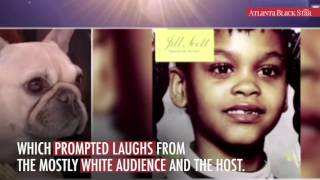 French Actress Compares Her Bulldog To Jill Scott. Is This Racist? ERR YES! [2017]