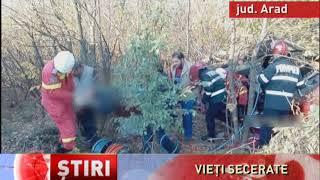 Accident mortal pe DN 69 Arad-Timișoara