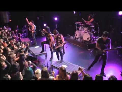 Escape the Fate: Live at the Roxy 2013 (FULL SHOW)