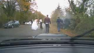 ავარია ქორწილში