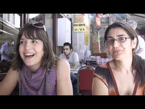 Video breaks: Street food in Istanbul