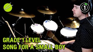 song for a small boy trinity drum kit grade 1 group b 2014 2019 syllabus 34