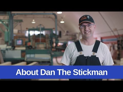 About Dan The Stickman (Lath, Wooden Stakes, Survey Stakes For Alberta, BC, and Saskatchewan)