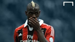 balotelli if you throw a banana at me i will kill you