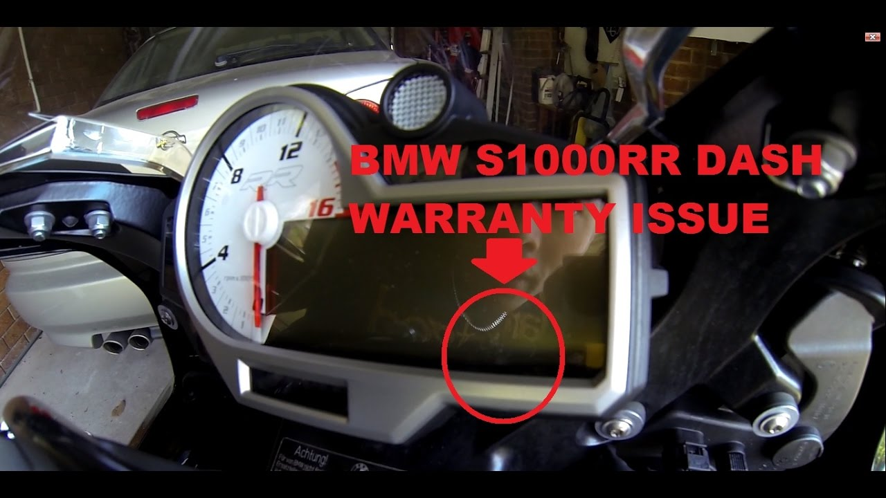 Aamahb Ep 7 Warranty Issues With My Bmw S1000rr