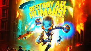 Destroy All Humans! - Official Stadia Reveal Trailer | Gamescom 2019