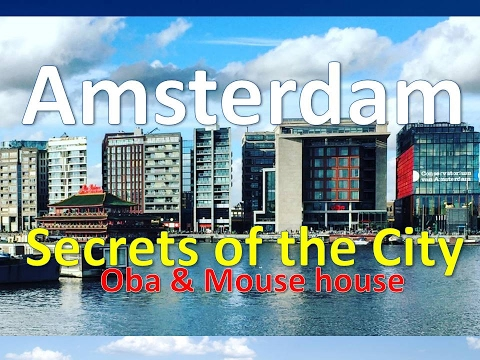 Amsterdam Secrets : Mouse House & Library