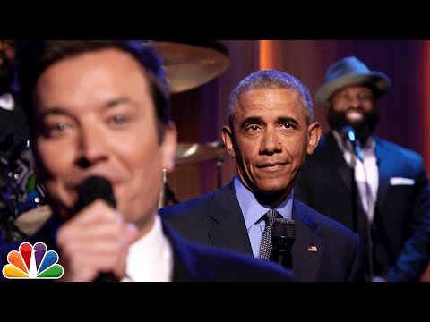 'Slow Jam the News' with President Obama