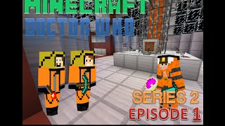 Minecraft Doctor Who Series 2 Episode 1: Moon Base