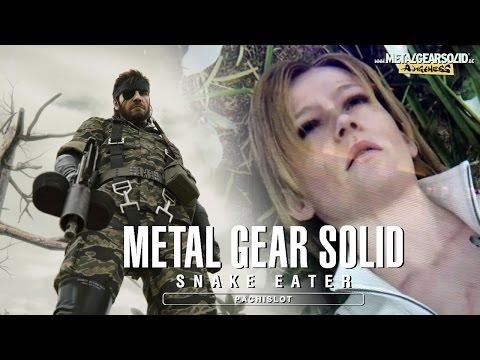 Cutscenes Metal Gear Solid 3 Snake Eater -...