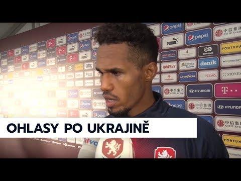 Liga národů: Ohlasy z českého týmu po porážce 1:2 s Ukrajinou