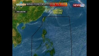 QRT: Weather update as of 5:58 p.m. (Feb. 13, 2019)