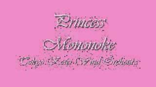 Princess Mononoke.Tokyo Kosei Wind Orchestra.