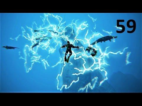 ARK TEK HUNTER (SPECTATOR) #59 2/2 DRUCK UNTER WASSER [Ark Survival Evolved Deutsch German]
