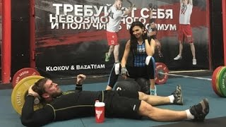 KLOKOV & BazaTeam LIVE / crosslifting training