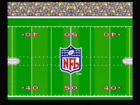 Super Tecmo Bowl | Super Nintendo SNES | 1993 Raiders vs Vikings