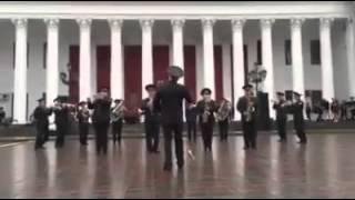 Лабутены от Одесского оркестра Нацгвардии. Лабутены оркестр
