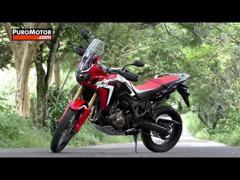 TEST DRIVE HONDA AFRICA TWIN PURO MOTOR