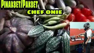 PakbetPinakbet Recipe by Chef Onie