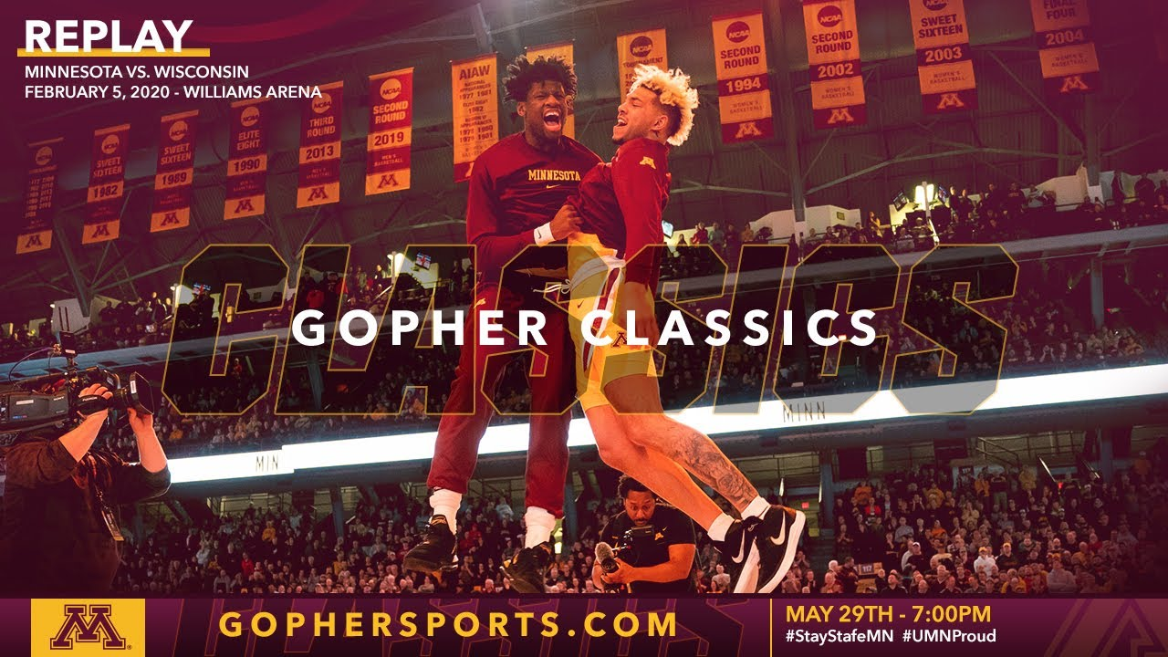 Gophers men's basketball routs No. 7 Michigan