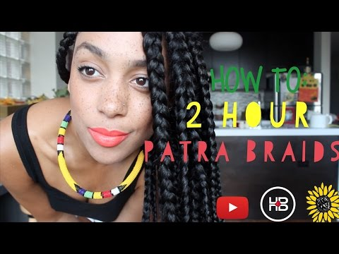 Images Of Patra Braids Step By Solange Poetic Justice Inspired LONG ...
